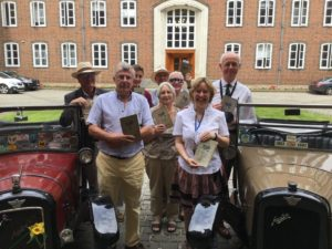 Archive Team Collecting at Winchester