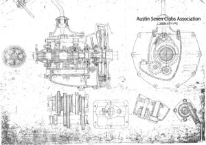 7HP synchromesh gearbox 1933 Image