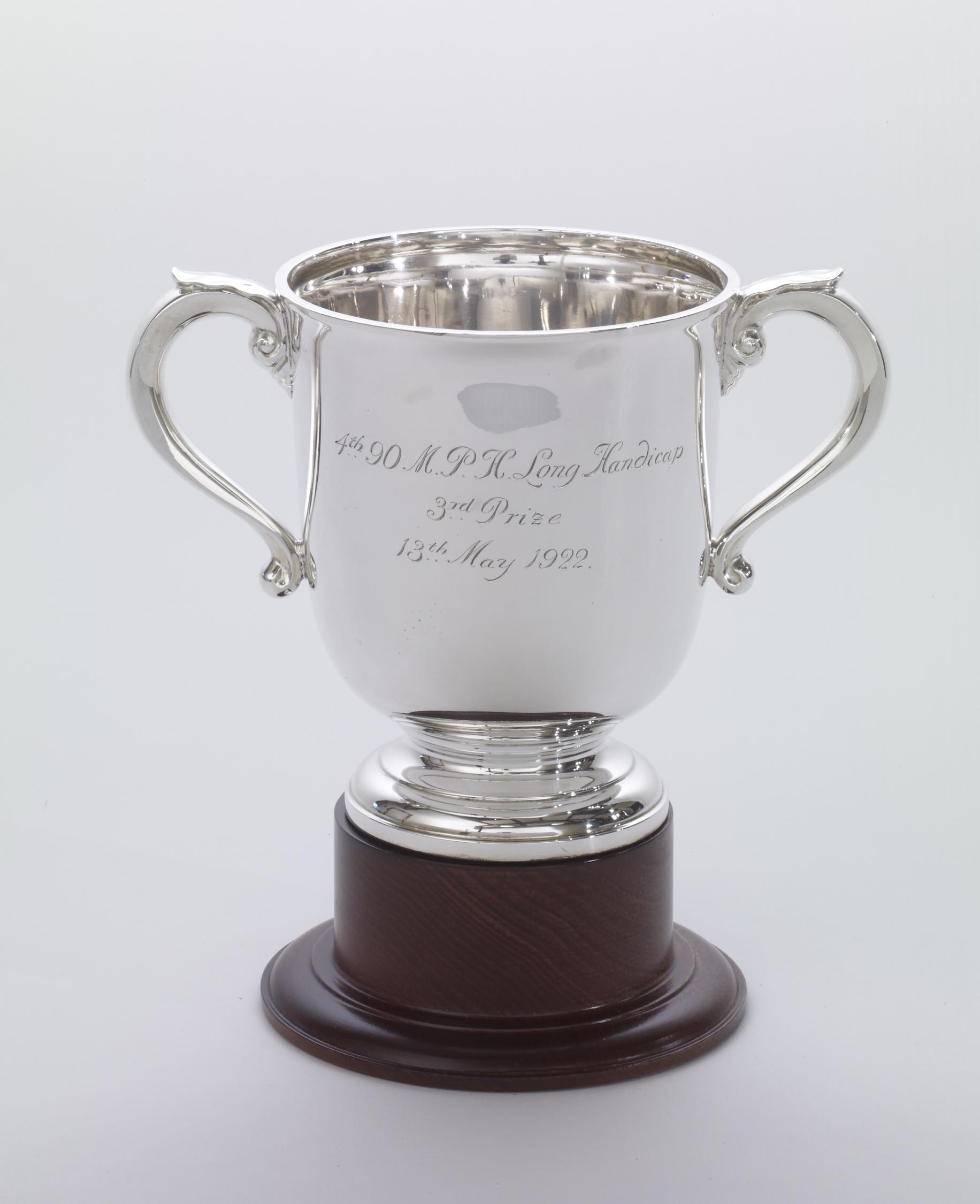 4th 90 MPH Long Handicap - 3rd prize Image