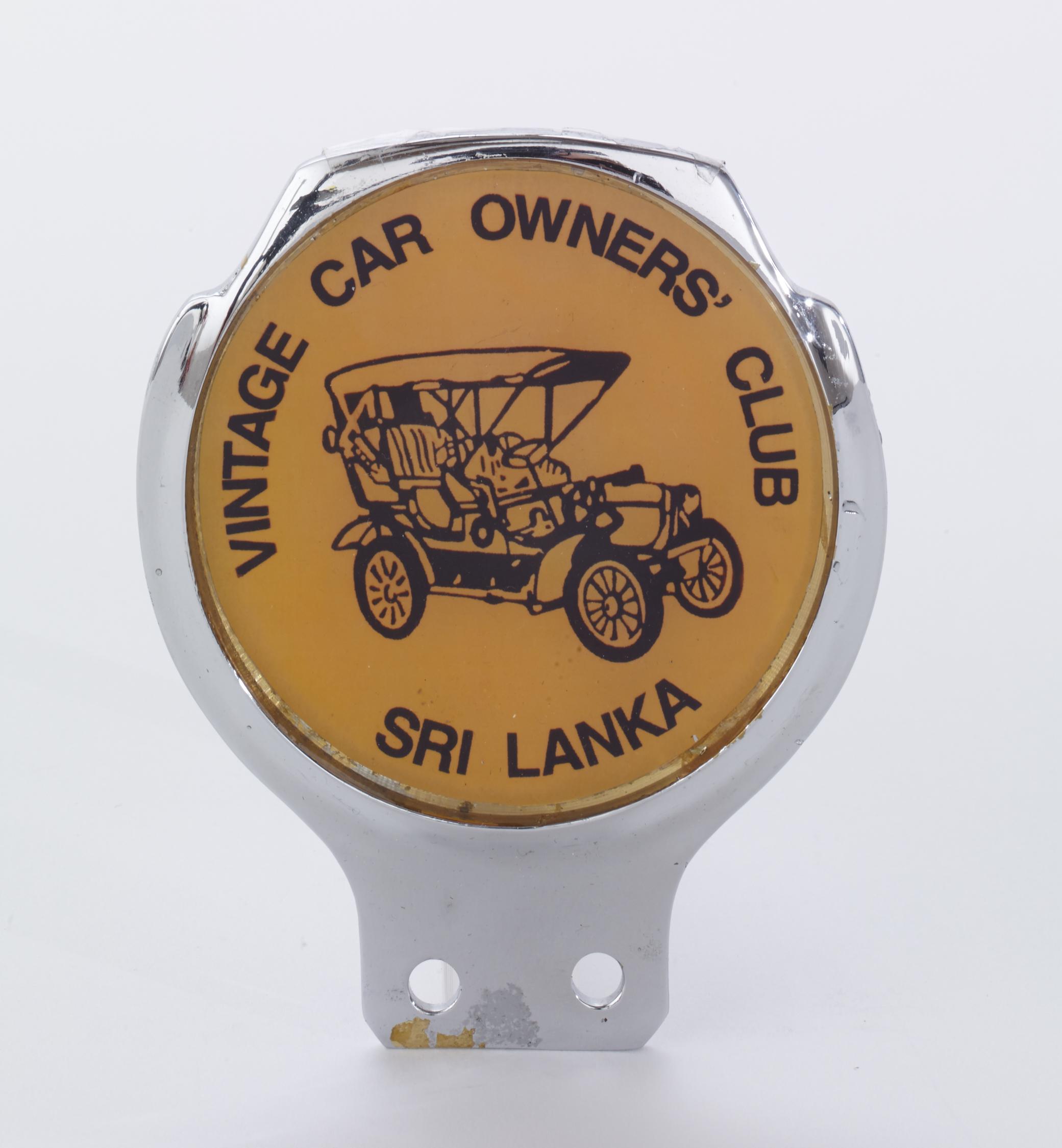 Vintage car owners club - Sri Lanka Image