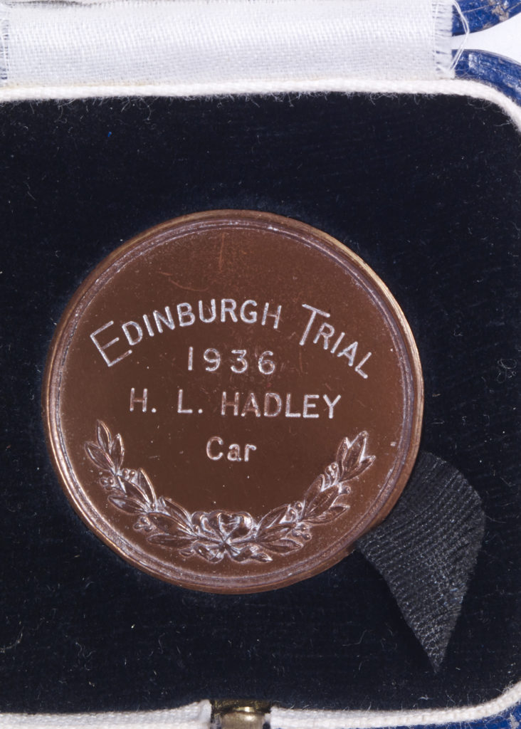Edinburgh Trial - front Image