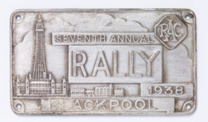 Seventh Annual R.A.C. Rally - Blackpool Image