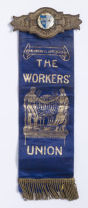 Union Badge & Ribbon - H.L. Hadley Image