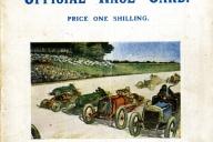 Brooklands Race Card 1/5