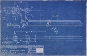 Part No: XL565; Front Axle; 1922 Image