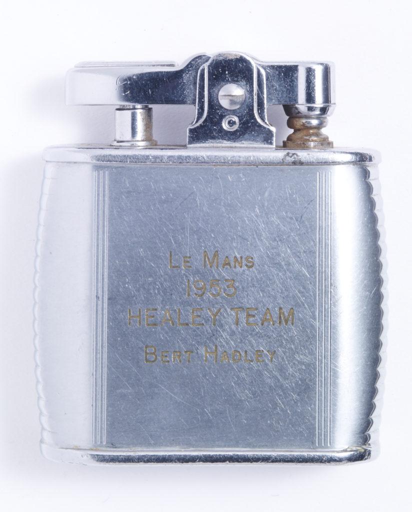 Le Mans - Healey Team Image
