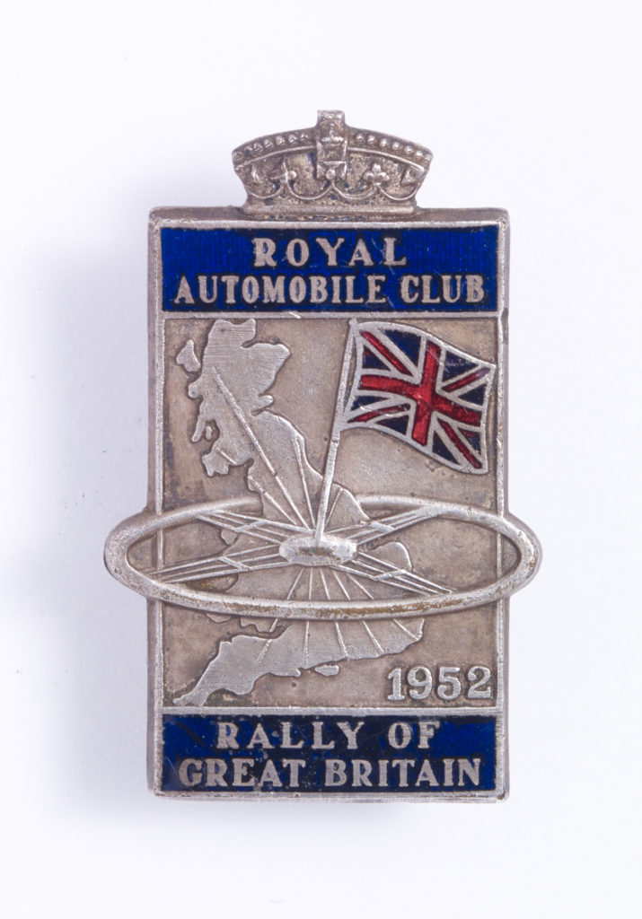 R.A.C. - Rally of Great Britain Image