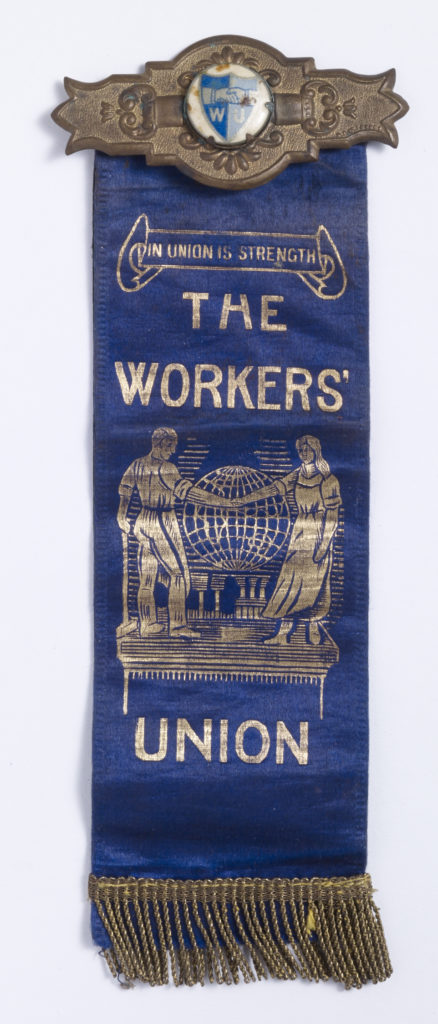Union Badge & Ribbon - H.L. Hadley Image