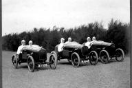1923 Team Photo Boulogne